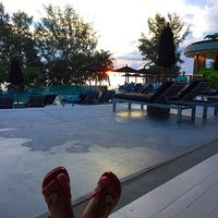 Photo taken at Pullman Phuket Arcadia Pool by Мышка on 11/1/2014
