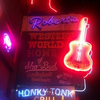 Photo taken at Robert's Western World by Donna T. on 2/17/2013