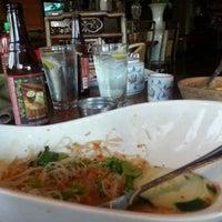 Photo taken at Thai Basil by Rick R. on 6/16/2013