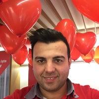 Photo taken at Vodafone Ersin  İletişim by Zafer M. on 2/9/2016