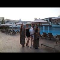 Photo taken at Cornelia Diamond Hotel by Erkan on 7/5/2014