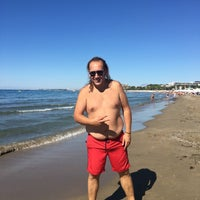 Photo taken at Nova Beach Hotel by Erkan on 10/17/2017