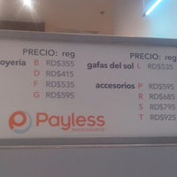 Photo taken at Payless by Isaac J. on 12/24/2013