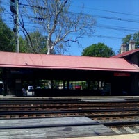 Photo taken at SEPTA Overbrook Station by Austin E. on 5/19/2014