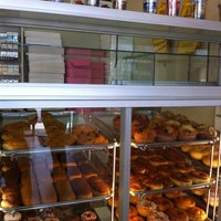 Photo taken at Donut Factory by Cindy B. on 11/28/2012
