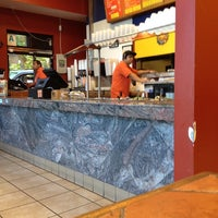 Photo taken at Cazadores Mexican Food by Cindy B. on 9/23/2014