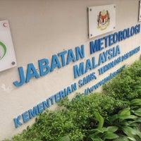 Photo taken at Jabatan Meteorologi Malaysia by Mohamad Fauzi A. on 7/19/2016