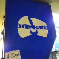 Photo taken at Mesa Pizza By The Slice by Abraham W. on 11/8/2013
