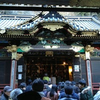 Photo taken at 妙義神社 by hiro_imaichi on 1/1/2013