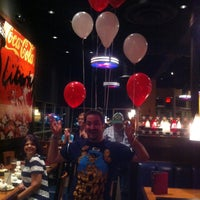 Photo taken at TGI Fridays by Brooklyn M. on 4/16/2013