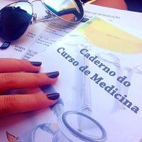 Photo taken at medicina anexo ufpi by Ingrid C. on 9/20/2014
