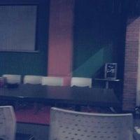 Photo taken at Renjo Cafe & Distro by Lucya W. on 12/31/2012