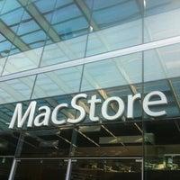 Photo taken at MacStore by Oasisantonio on 1/13/2013