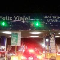 Photo taken at Caseta de Cuota Guanajuato by Oasisantonio on 11/18/2013