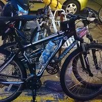 Photo taken at Paseo Ciclista Barbas bike by Oasisantonio on 7/30/2014