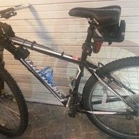 Photo taken at Paseo Ciclista Barbas bike by Oasisantonio on 6/4/2014