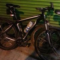 Photo taken at Paseo Ciclista Barbas bike by Oasisantonio on 3/5/2014