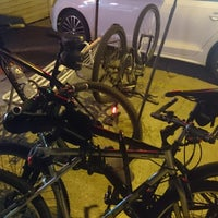 Photo taken at Paseo Ciclista Barbas bike by Oasisantonio on 12/17/2014