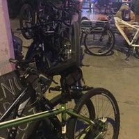 Photo taken at Paseo Ciclista Barbas bike by Oasisantonio on 6/10/2015