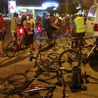Photo taken at Paseo Ciclista Barbas bike by Oasisantonio on 5/24/2017
