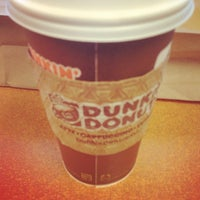 Photo taken at Dunkin' Donuts by Beka Joy H. on 11/16/2013