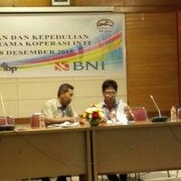 Photo taken at PT. Industri Telekomunikasi Indonesia (Persero) by Didin K. on 12/18/2015