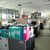 Photo taken at PT. Industri Telekomunikasi Indonesia (Persero) by Didin K. on 11/9/2015