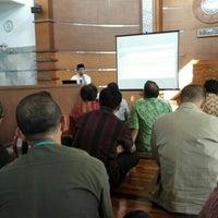 Photo taken at PT. Industri Telekomunikasi Indonesia (Persero) by Didin K. on 8/25/2015