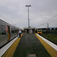Photo taken at Beenleigh Railway Station by Chris M. on 6/14/2014