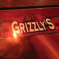 Photo taken at Grizzly's Wood-Fired Grill & Steaks by Jon A. on 5/9/2013