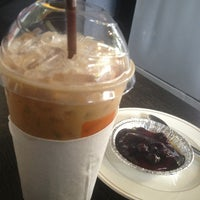 Photo taken at Zana's Bean Coffee by chatchadaporn k. on 7/17/2013