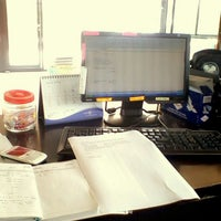 Photo taken at Saka (Jogja Office) - PT. Indosaka Prima by Lisha S. on 4/22/2014