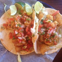 Photo taken at Sancho's Taqueria by Harlan C. on 9/21/2014