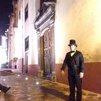 Photo taken at Plaza Santa Clara by Miriam L. on 4/12/2015
