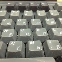Photo taken at Абсолют Банк by Nadezhda M. on 9/26/2013