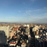 Photo taken at 高崎市役所 21F 展望室 by Masahiro K. on 1/6/2017