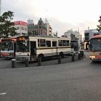 Photo taken at 三島駅 バスターミナル by Masahiro K. on 8/27/2017