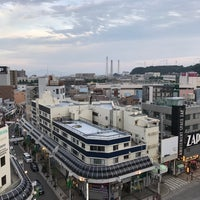 Photo taken at ウィング久里浜 京急ショッピングプラザ by Masahiro K. on 7/2/2017