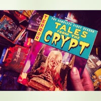 Photo taken at The Crypt Seattle by Stroud Action on 11/26/2012