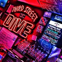 Photo taken at Third Street Dive by Jared S. on 9/21/2016