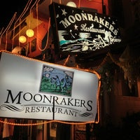 Photo taken at Moonrakers by Adhil A. on 3/24/2013