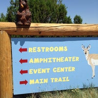 Photo taken at Wildlife West Nature Park by Wendy F. on 7/26/2014