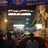 Photo taken at Abhirami Theater by 👑Sarath C. on 9/30/2012