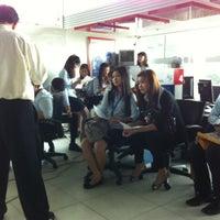 Photo taken at TMB Exchange by Sinchai on 10/29/2012