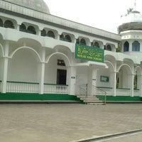 Photo taken at Masjid Raya Kubang by Reza M. on 12/7/2014