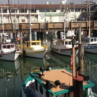 Photo taken at Fisherman's Wharf by Julianne Cristina F. on 2/14/2013
