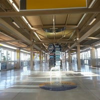 Photo taken at Las Vegas Monorail - MGM Grand Monorail Station by Brian H. on 4/23/2013