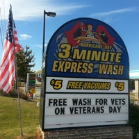 Photo taken at Lighthouse Express Car Wash by Brian H. on 11/11/2012