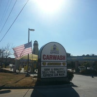 Photo taken at Lighthouse Express Car Wash by Brian H. on 2/27/2013