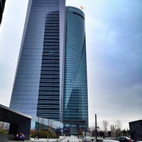 Foto tomada en Hotel Eurostars Madrid Tower por Francesc T. el 1/27/2013